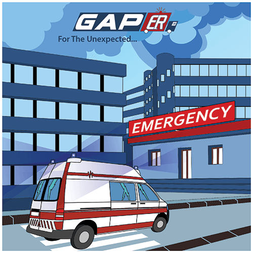 Gap ER Plan - click here to view Gap ER Plan benefits