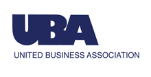 United Business Association (UBA) logo